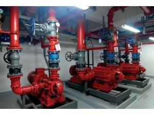 消防泵房施工